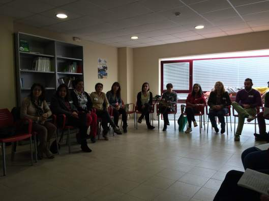 Encuentro de buscadores de mayo en Luarca